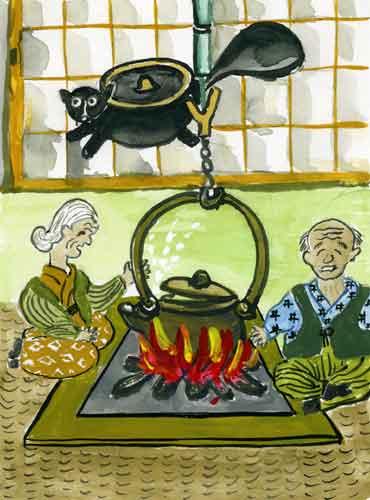 【閒聊】可愛又善良的妖怪-文福茶釜【閒聊】可愛又善良的妖怪-文福茶釜